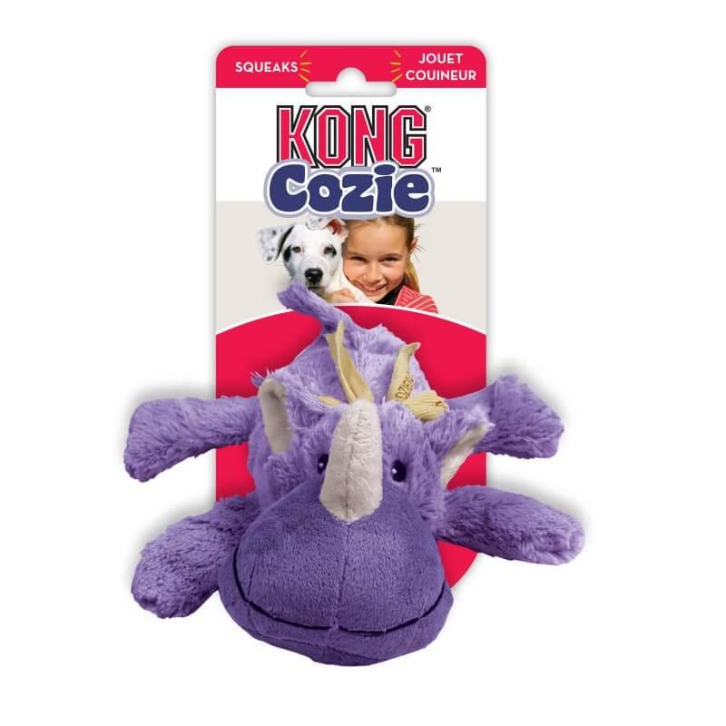 Kong Cozie minkštas žaislas šunims