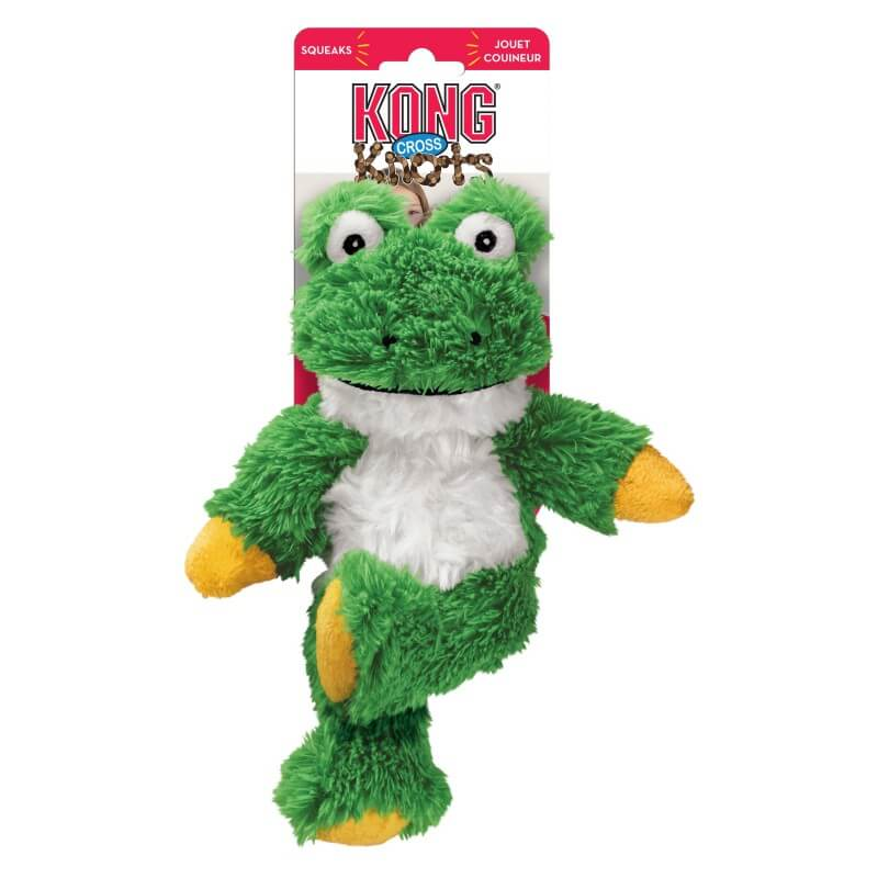 Kong Cross minkštas virvinis žaislas