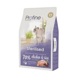 Profine Cat Sterilized sausas maistas katėms