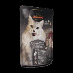 Leonardo Rabbit & Cranberries konservai su triušiena ir spanguolėmis katėms