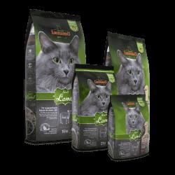 Leonardo Adult Lamb & Rice sausas maistas katėms