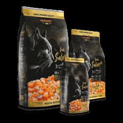 Leonardo Fresh Salmon sausas maistas su lašiša katėms