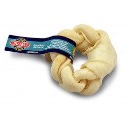 Pet's Up Bravo pintas riestainis iš odos kramtymui šunims - natūralaus kvapo