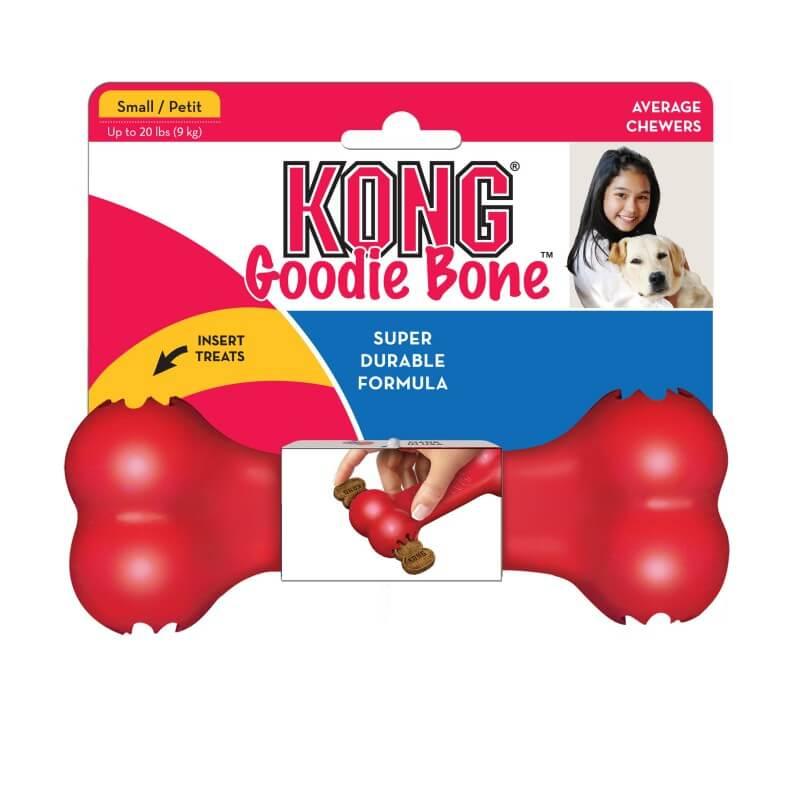 Kong Goodie žaislas kauliukas šunims