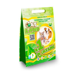 Catland bentonitinis kraikas katėms