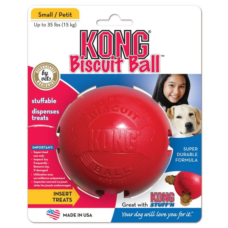 Kong Biscuit žaislas šunims