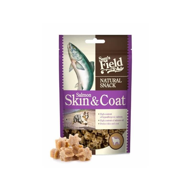 Sam's Field Skin & Coat skanėstai šunims