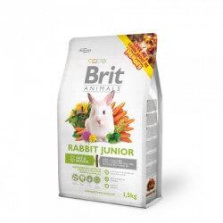 Brit Animals maistas jauniems triušiams