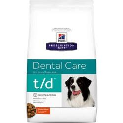 Hill's PD Canine t/d sausas maistas mažų veislių šunims