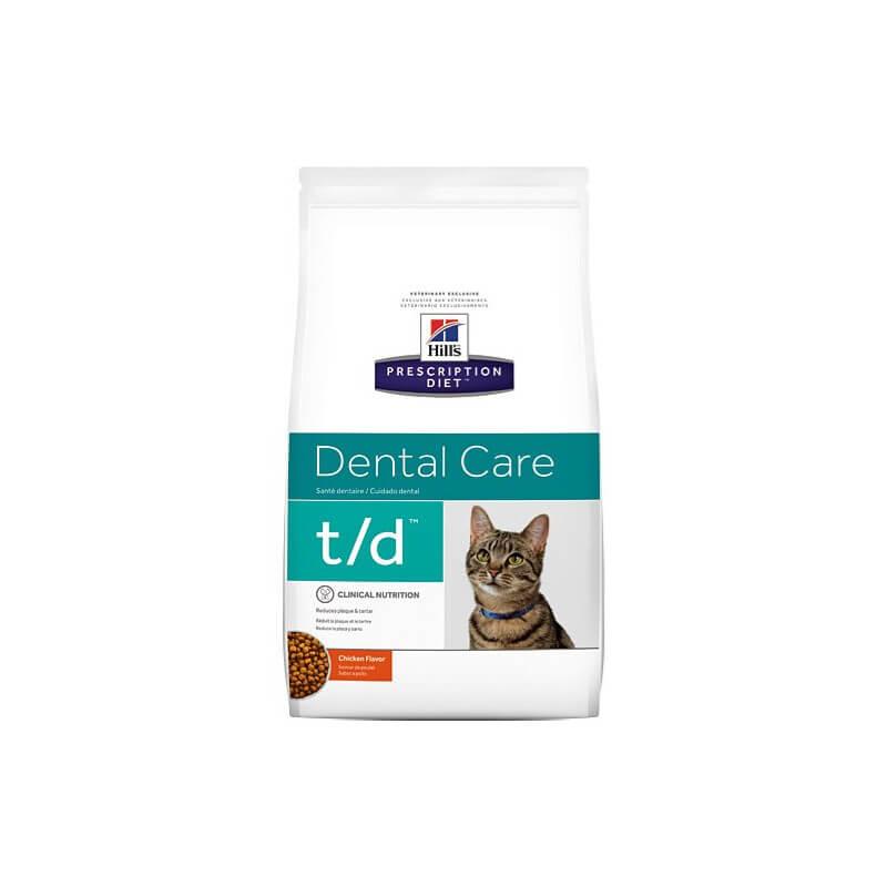 Hill's PD Feline t/d sausas maistas katėms