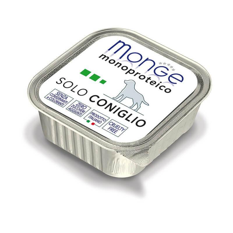 Monge Monoproteico konservai su triušiena šunims