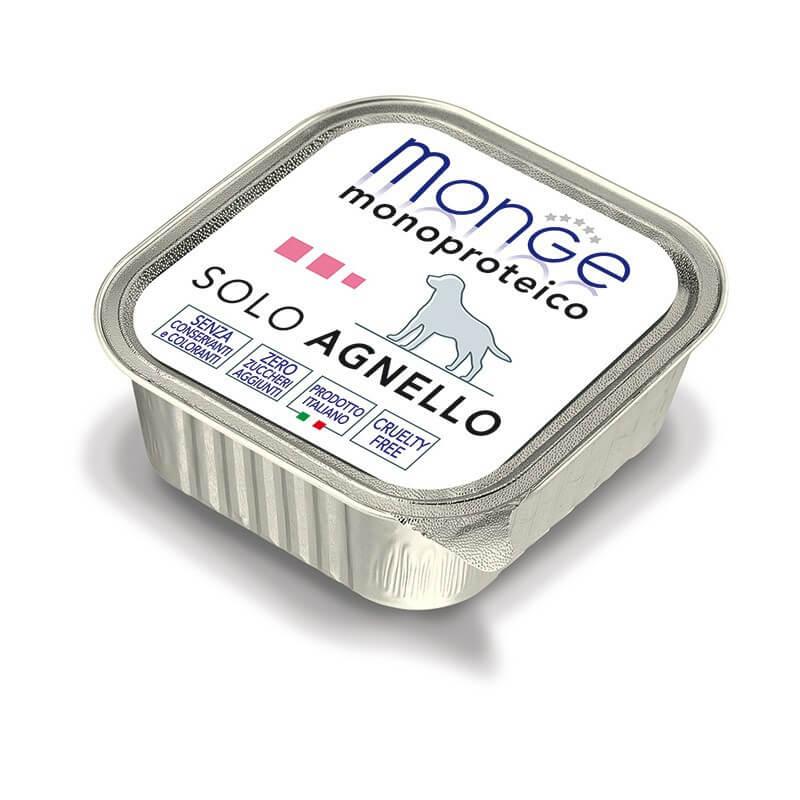 Monge Monoproteico konservai su ėriena šunims