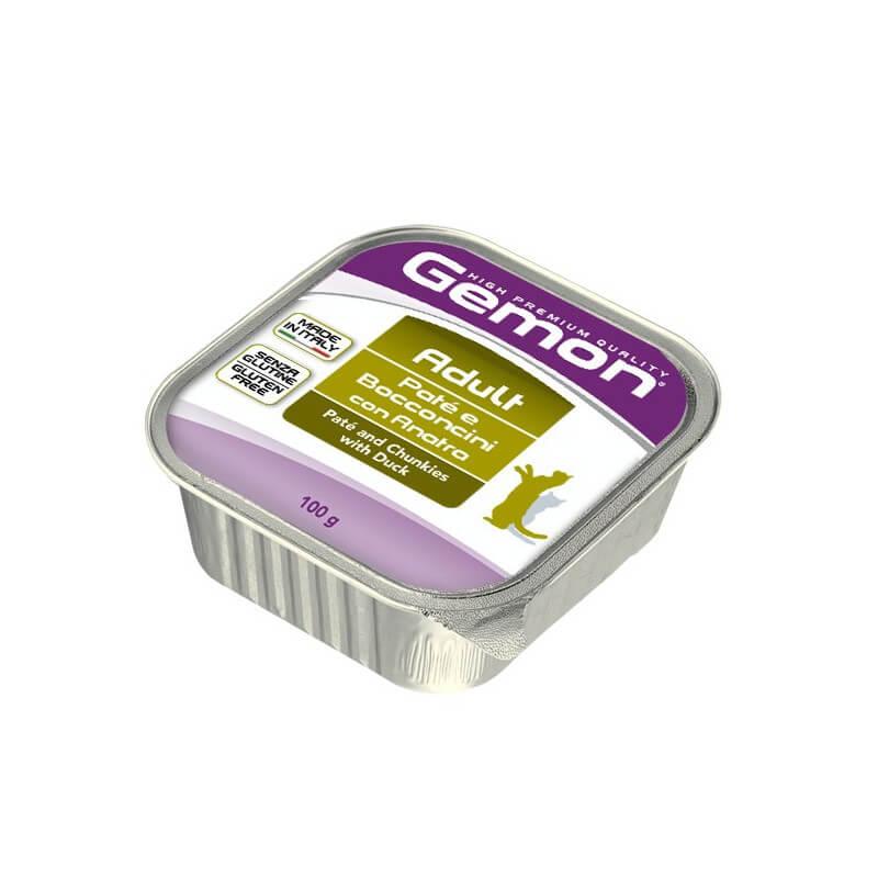 Gemon Adult konservai su antiena katėms