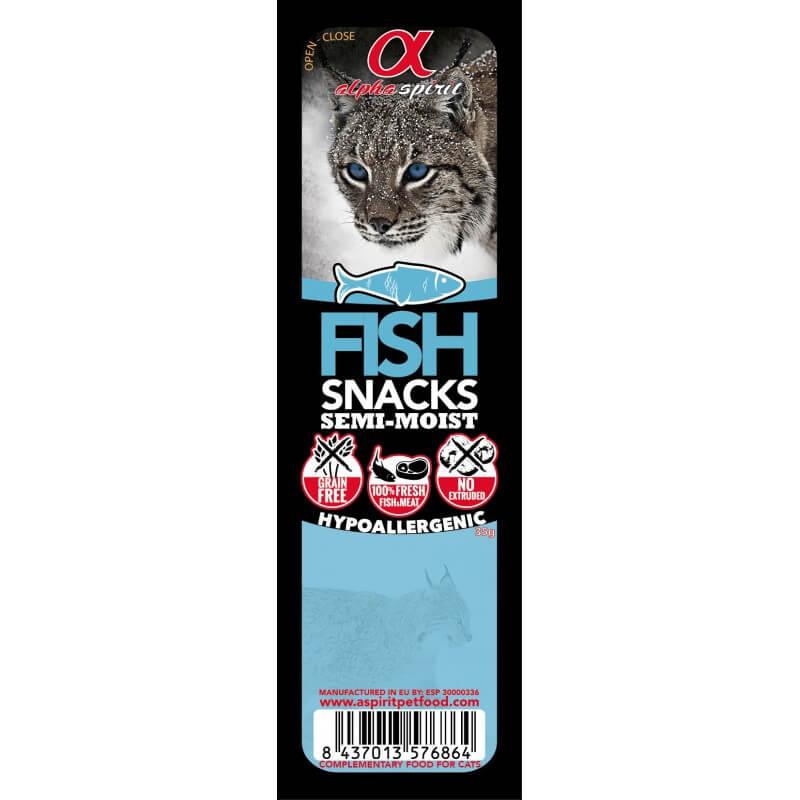 Alpha Spirit skanėstai katėms #3