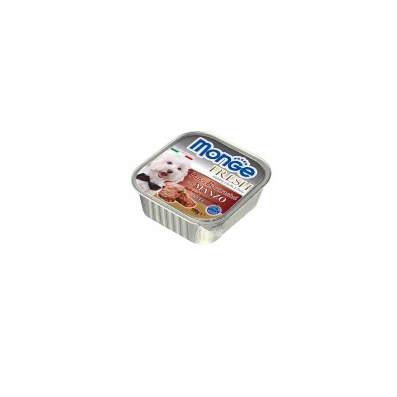 Monge Fresh konservai su jautiena šunims