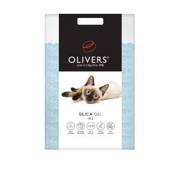 Oliver's Silica Gel silikoninis kraikas katėms