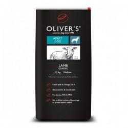 Oliver's Lamb Dog Classic Medium sausas maistas šunims