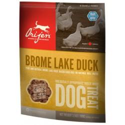 Orijen Brome Lake Duck šaltyje išdžiovinti skanėstai šunims