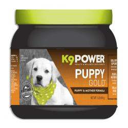 K9 POWER Puppy Gold papildai šuniukams