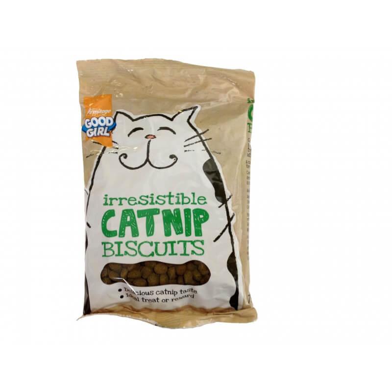 Good Girl catnip biscuits skanėstai katėms