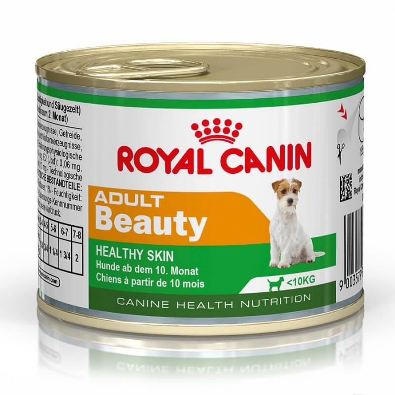 Royal Canin Mini Adult Beauty konservai šunims