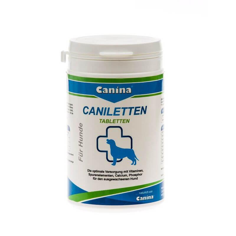 Canina Caniletten tabletės šunims