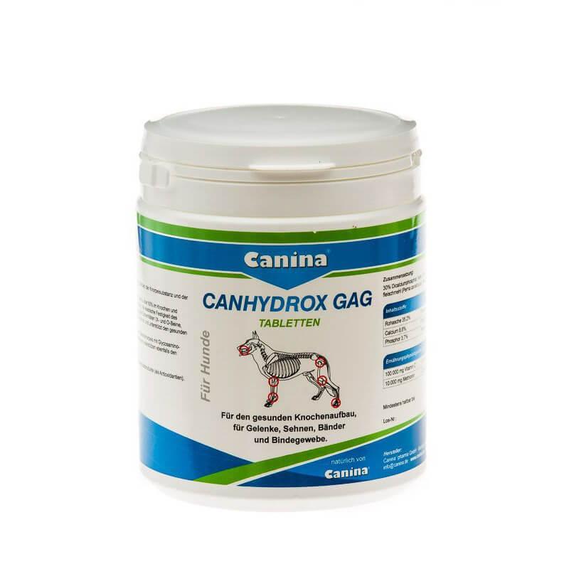 Canina Canhydrox GAG tabletės šunims