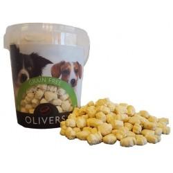 Olivers Mini Animal Biscuits Grain Free skanėstai šunims