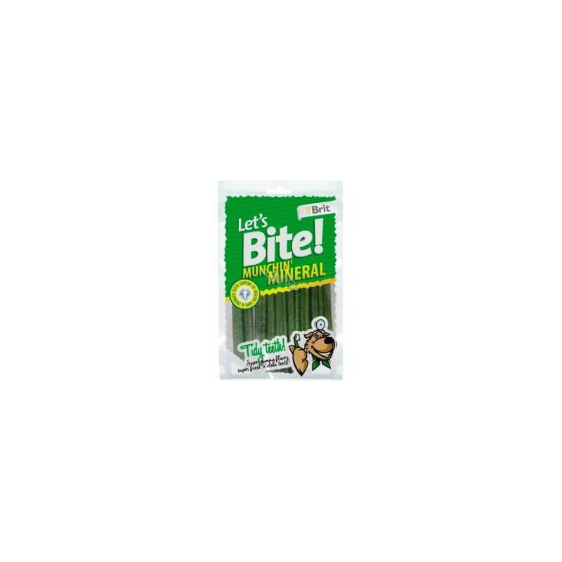 Brit Care Let's Bite Mineral Stick Dental Care skanėstai šunims