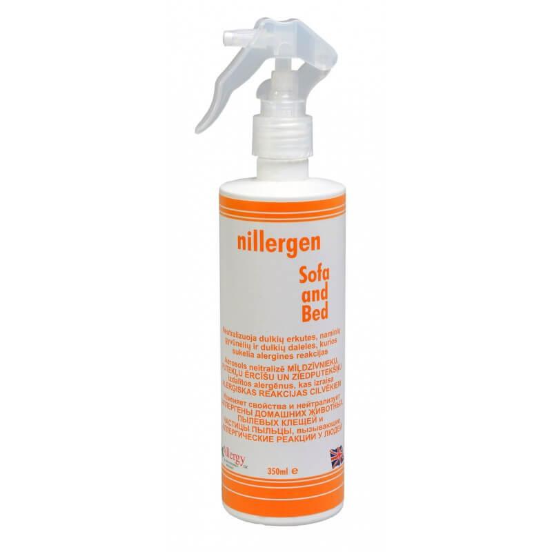 Nillergen Sofa and Bed priemonė nuo alergijos