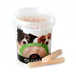 Oliver's dental sticks grain free medium skanėstai šunims