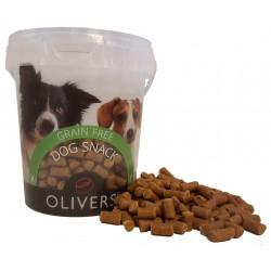 Oliver's Training Bites Lamb skanėstai šunims