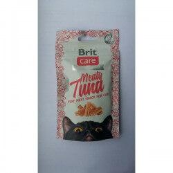 Brit Care Let's Bite Cat Tuna Bites skanėstai katėms