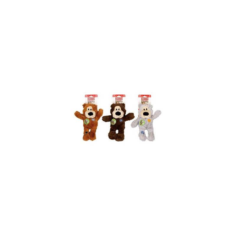 Kong Wildknots Bears virvinis žaislas šunims