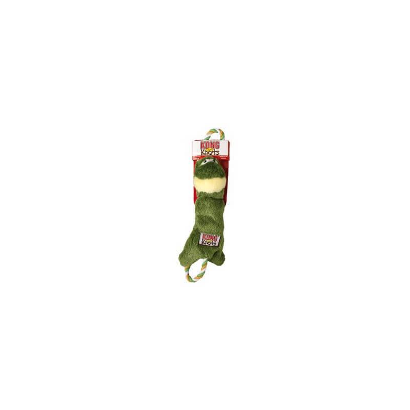 Kong Frog minkštas žaislas katėms
