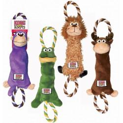 Kong Tugger Knots minkštas žaislas šunims