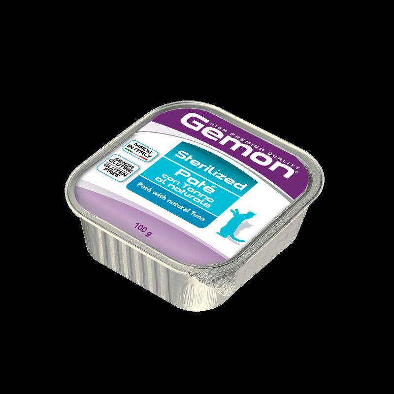 Gemon Sterilized konservai katėms