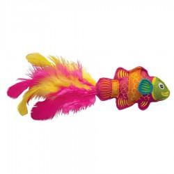 KONG Cat Tropics Fish žaislas katėms