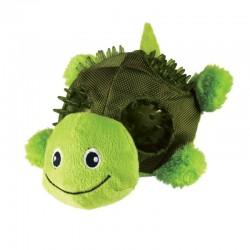 Kong Shells vėžlys minkštas žaislas šunims
