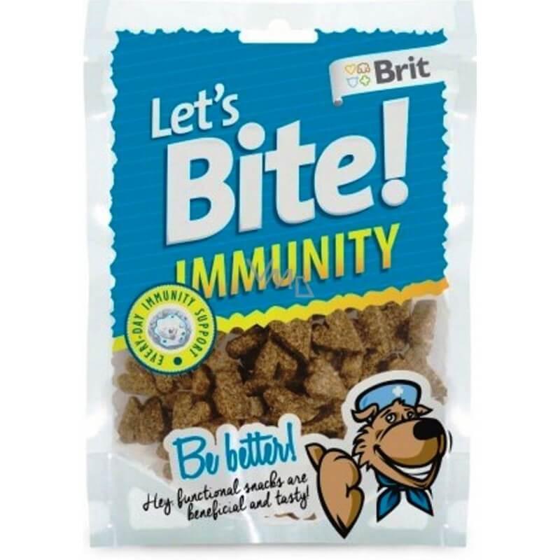 Brit Care Let's Bite Immunity skanėstas šunims