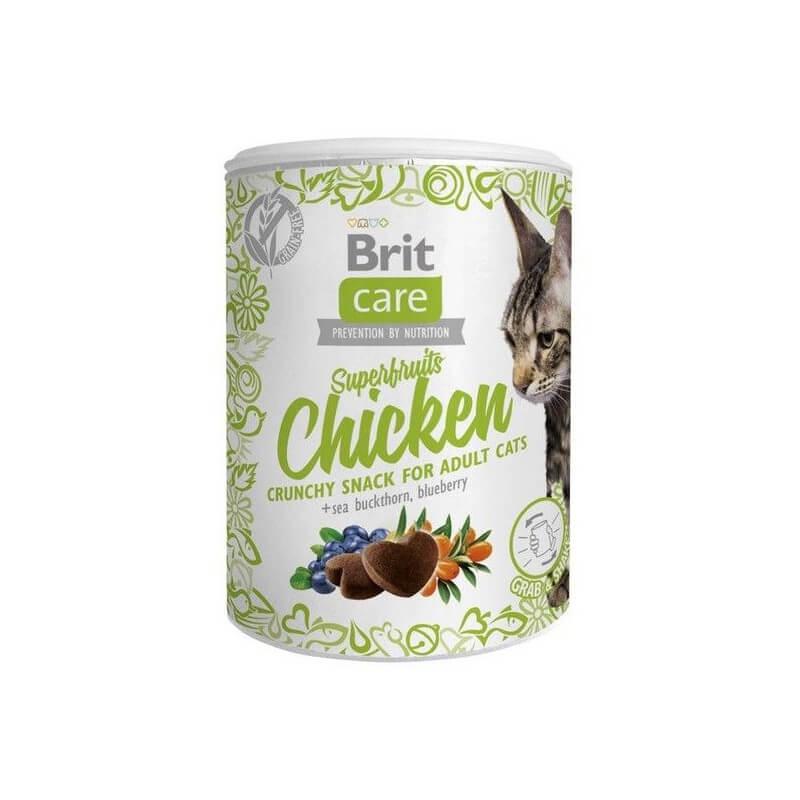 Brit Care Cat Superfruits Chicken skanėstas katėms