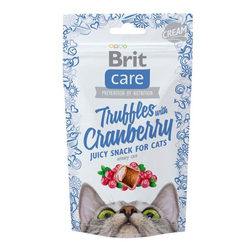 Brit Care Cat Truffles Cranberry skanėstai katėms