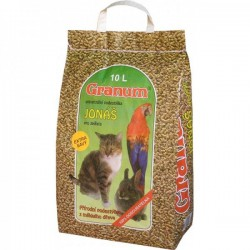 Granum Jonaš pjuveninis granuliuotas kraikas katėms