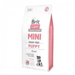 Brit Care Mini Puppy Lamb sausas maistas šunims