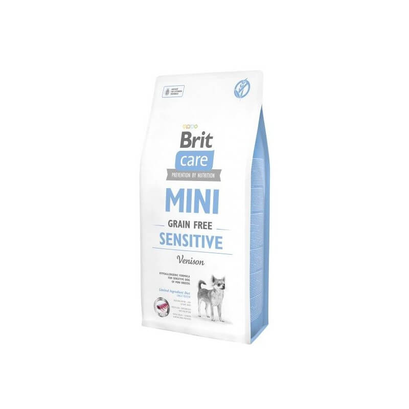 Brit Care Mini Sensitive Grain Free sausas maistas šunims