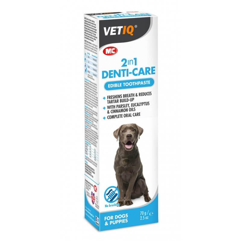 Vetiq 2in1 dantų pasta šunims ir katėms