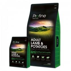 Profine Adult Lamb & Potatoes sausas maistas šunims