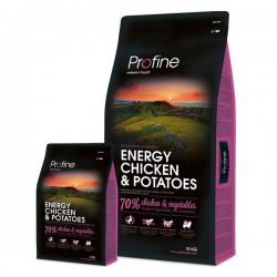 Profine Energy Chicken & Potatoes sausas maistas šunims