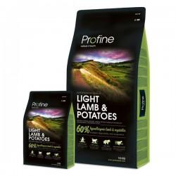 Profine Light Lamb & Potatoes sausas maistas šunims