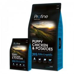 Profine Puppy Chicken & Potatoes sausas maistas šunims